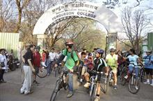 Pune Heritage Cycle Ride - 2012
