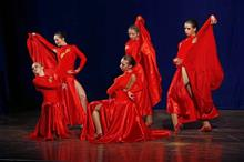 Russian Dance Performances at Pune